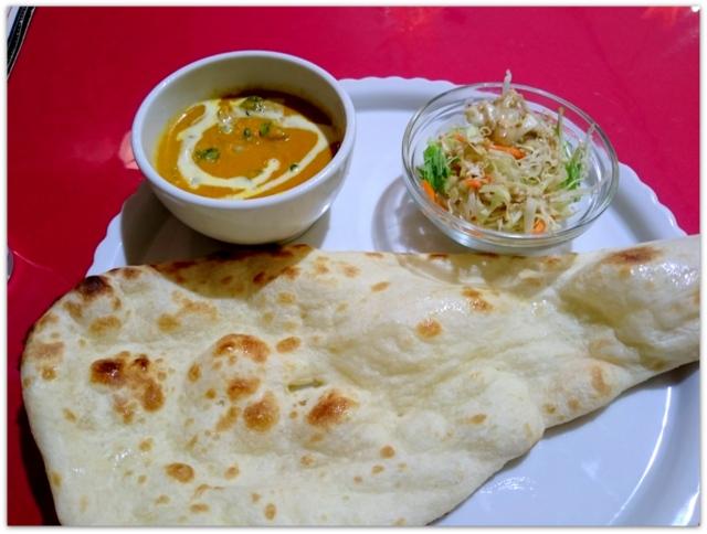 青森県 弘前市 Pakisutani Restaurant SANA パキスタン レストラン サーナ ランチ カレー ワンコインランチ グルメ 写真
