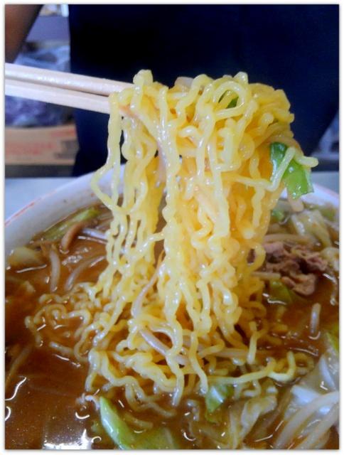 青森県 弘前市 みそラーメン 銀作亭 食堂 ランチ グルメ 味噌ラーメン 写真