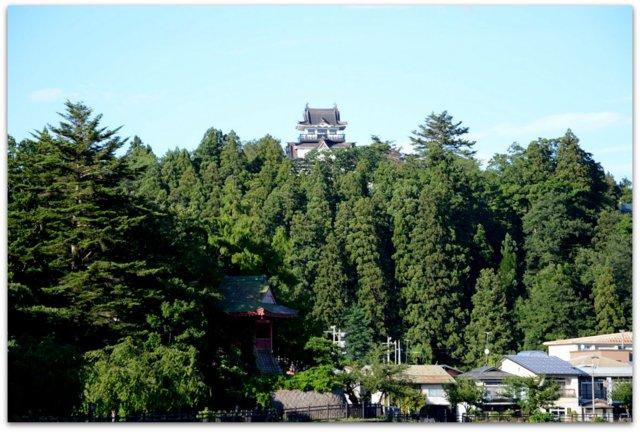 秋田県 横手市 写真 観光 横手城