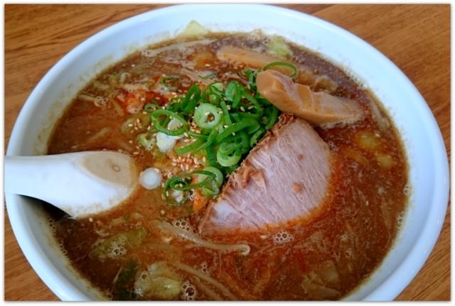 青森県 つがる市 ラーメン あかふじ 麺処 ランチ グルメ 写真