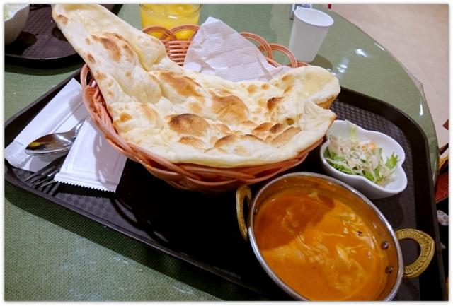 青森県 弘前市 ヒロロ インドレストラン ナン・カレーハウス ランチ グルメ 写真