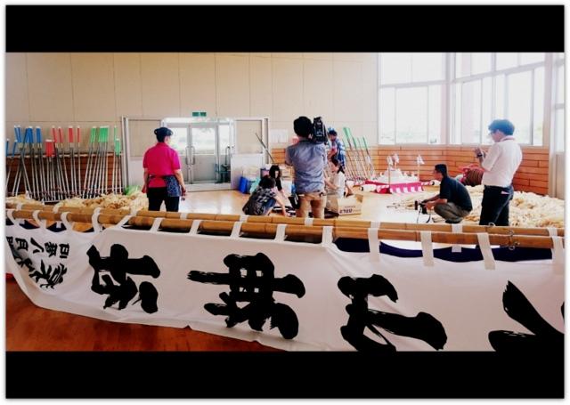 カメラマン 小学校 お山参詣 撮影 餅つき 弘前市 青森県 ムービー 動画 DVD 映像 編集