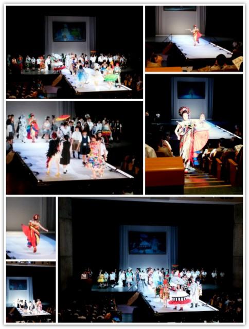青森県 弘前市 弘前市民会館 ファッション甲子園 2016 第16回 全国高等学校ファッションデザイン選手権大会 写真 イベント