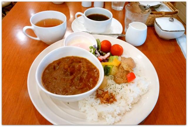 青森県 弘前市 ラグノオ ベーカリー カフェ サキ SAKI ランチ グルメ 写真 カレーランチ