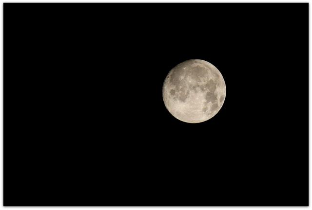 十五夜 月 弘前 青森 写真