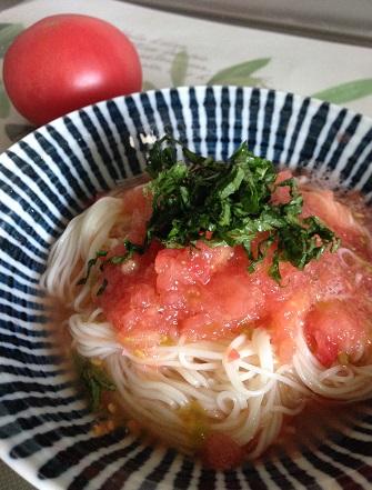 トマト麺2