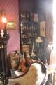 1603 ホームズ 博物館 バイオリン