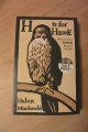 書影 H is for Hawk