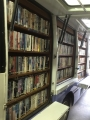 160911 三鷹図書館 右側面書棚