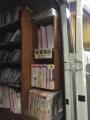 160911 三鷹図書館 移動図書館 内部3
