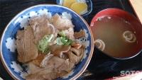 河野(豚丼)
