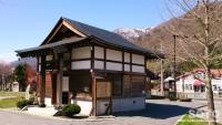 白馬(飯田十三仏堂)