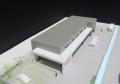 野村モータース計画模型1