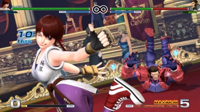 THE KING OF FIGHTERS XIV_20160827204833
