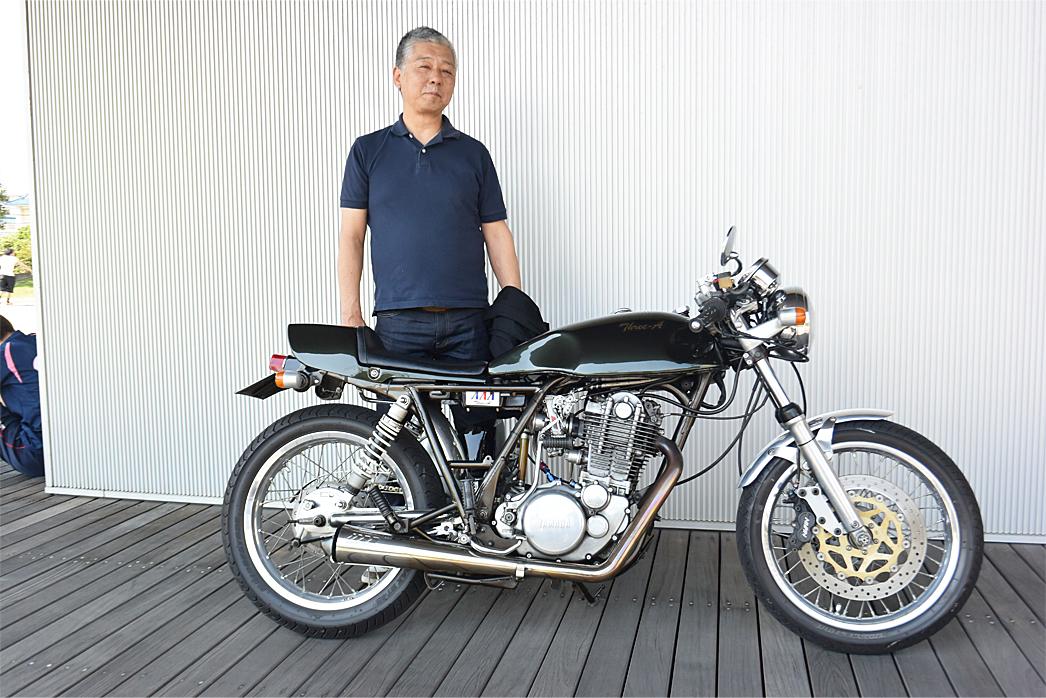 鬼澤部長b SR400