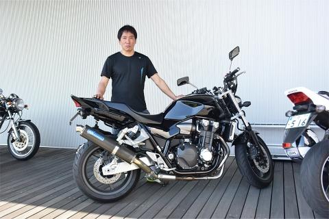 木村b CB1300