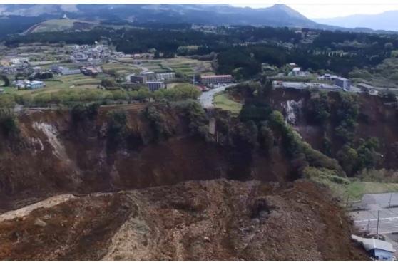 熊本地震被害1