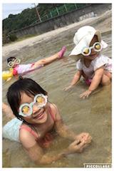 入江の子ども達