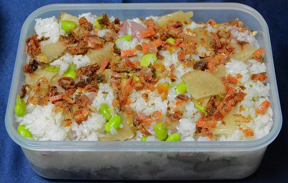 香の物寿司20160806