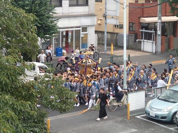 吉祥寺祭り20160914