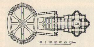 サンピエトロ大聖堂図
