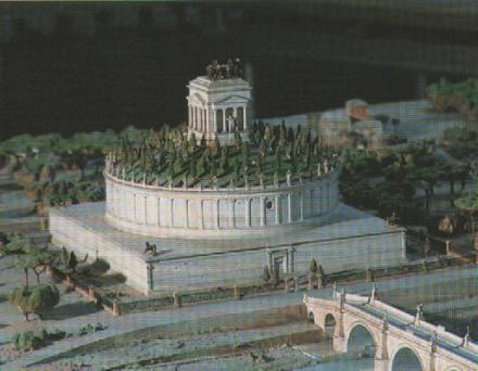 ハドリアヌスの霊廟