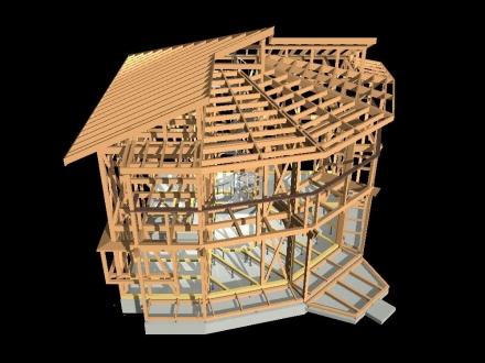 木軸3d 南西鳥瞰-1