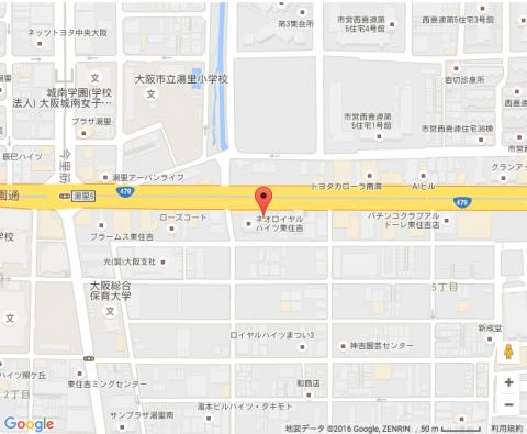 丸亀製麺・東住吉店