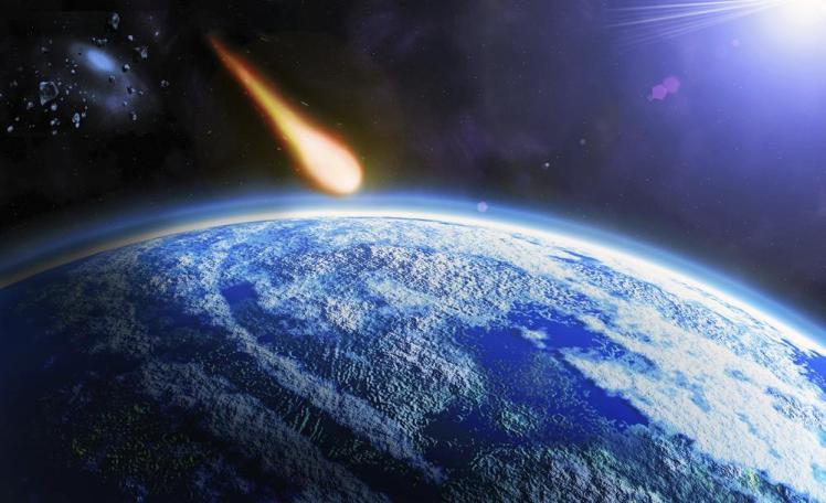 隕石 衝突