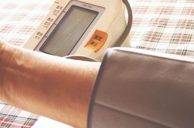 高血圧 血圧測定