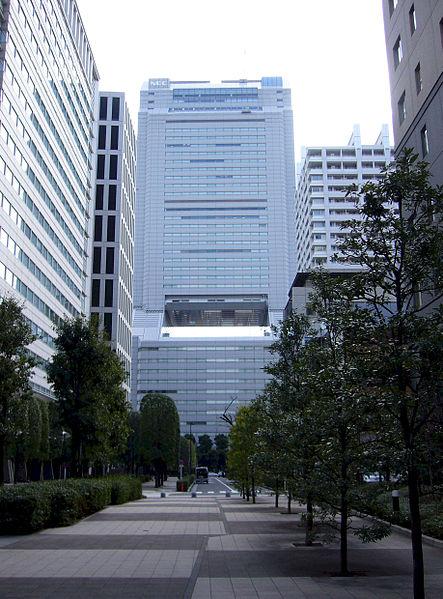 ウインドアベニューデザイン 日本電気本社ビル