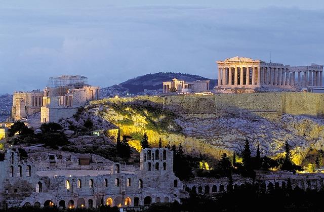 アクロポリス ギリシャ アテネ オリンピック