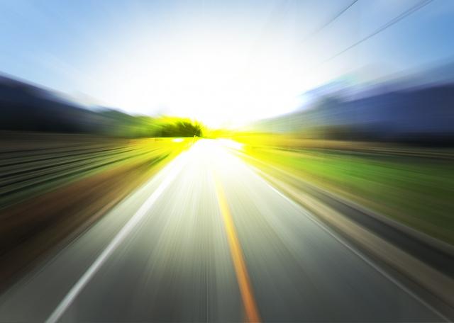 高速道路 スピード違反