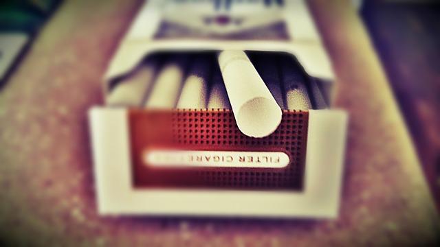 タバコ ニコチン