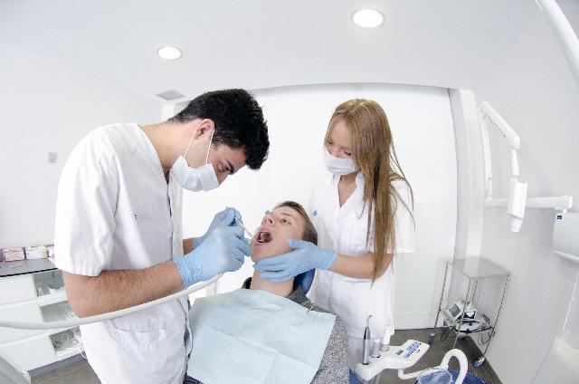 歯医者 麻酔 治療