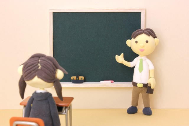教師 先生