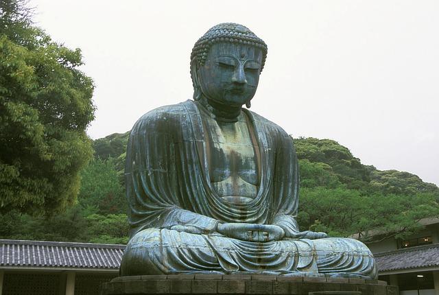 鎌倉の 大仏