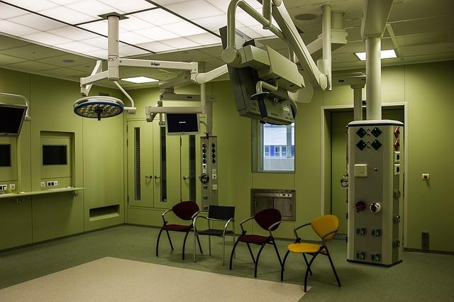 病院 オペレーティングルーム