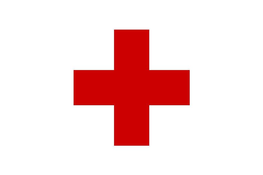 赤十字 旗
