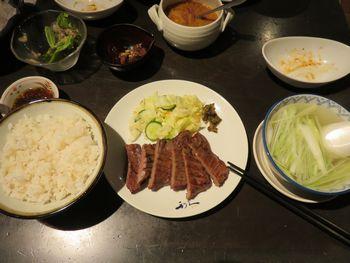 牛タン定食~♪