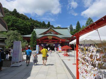 宮城懸護国神社。