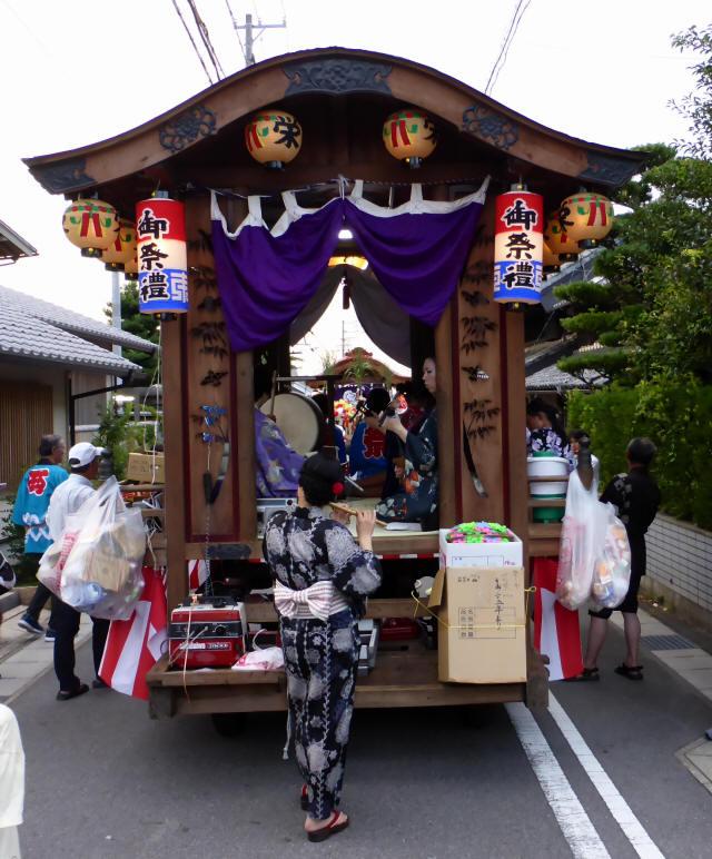 栄町山車5