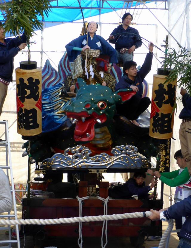 亀と浦島太郎2