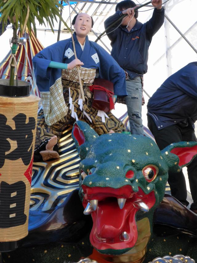 亀と浦島太郎3
