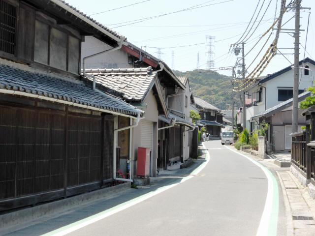 赤坂宿から藤川宿3