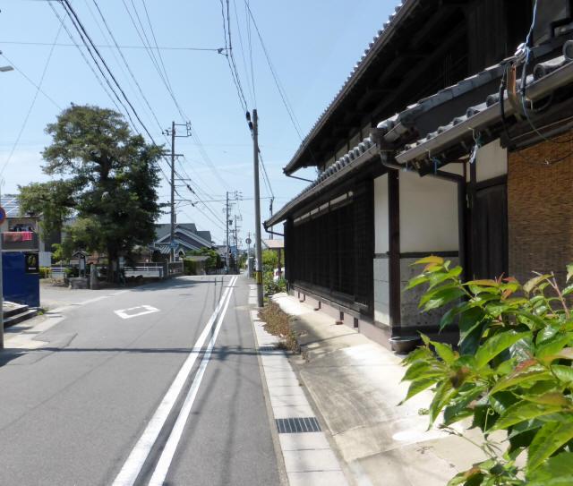 赤坂宿から藤川宿8