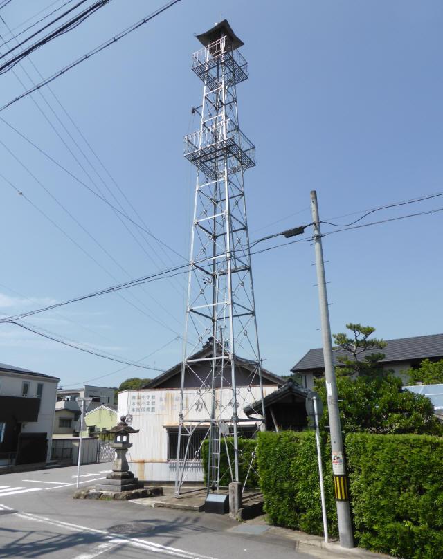 赤坂宿から藤川宿9