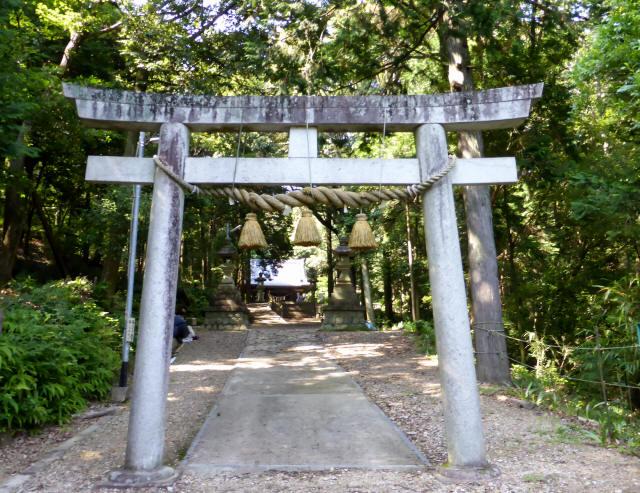 赤坂宿から藤川宿a