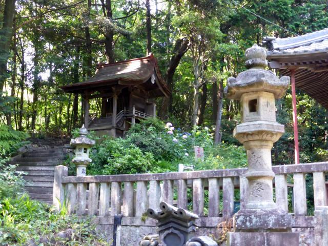 赤坂宿から藤川宿b