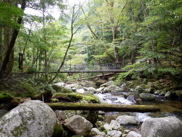 芦津つり橋3